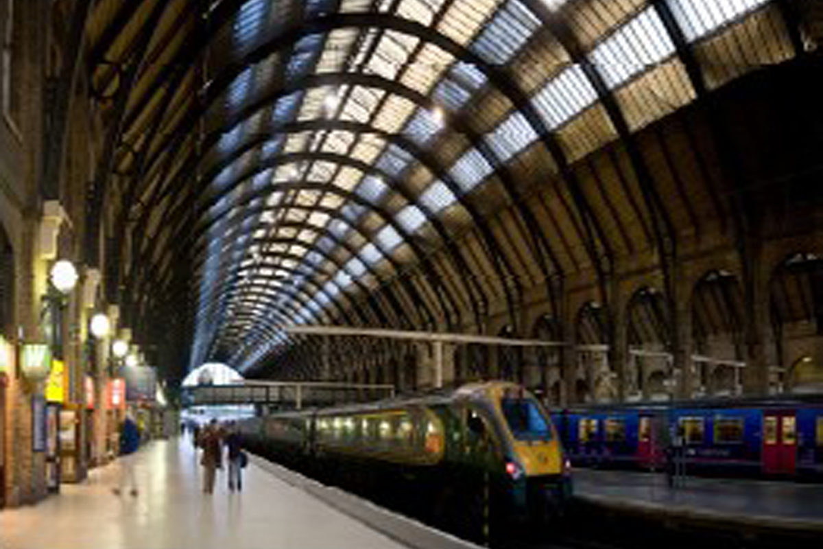 2 INF Kings Cross Station Upgrade