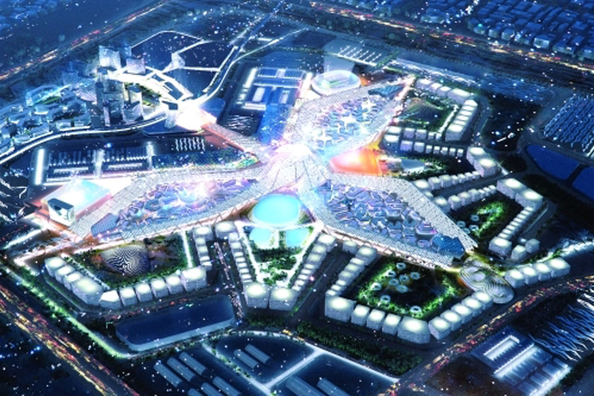 Expo 2020 - Waste & Water Reduction Strategies